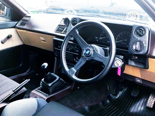 INTERIOR DASHBOARD FOR AE86 TRUENO