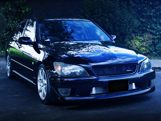 FRONT FACE ALTEZZA RS200