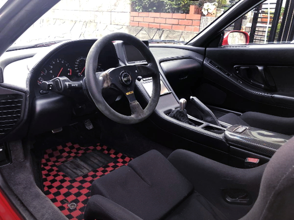 LEFT HAND DRIVE FOR ACURA NSX CABIN