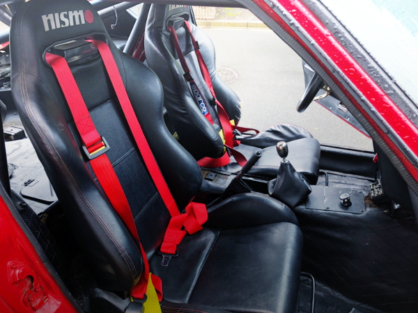 NISMO SEMI BUCKET SEATS