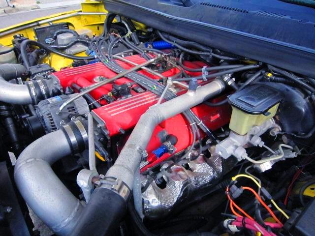 VIPER V10 8000cc ENGINE
