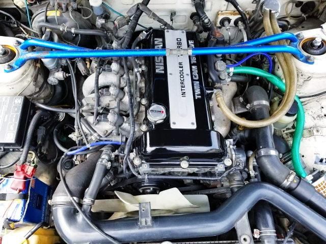 SR20DET 2000cc TURBO ENGINE