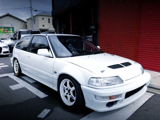 FRONT EXTERIOR EF9 GRAND CIVIC SiR2