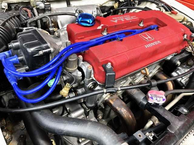CIVIC TYPE-R B16B VTEC ENGINE