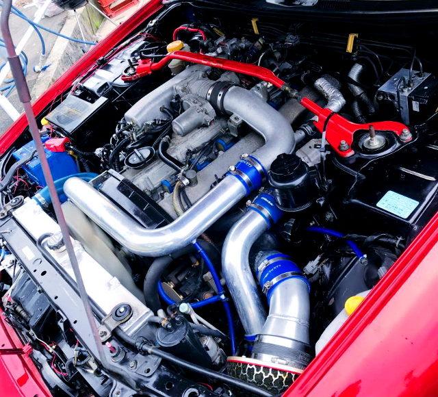 NEO6 RB25DET TURBO ENGINE OF ER34