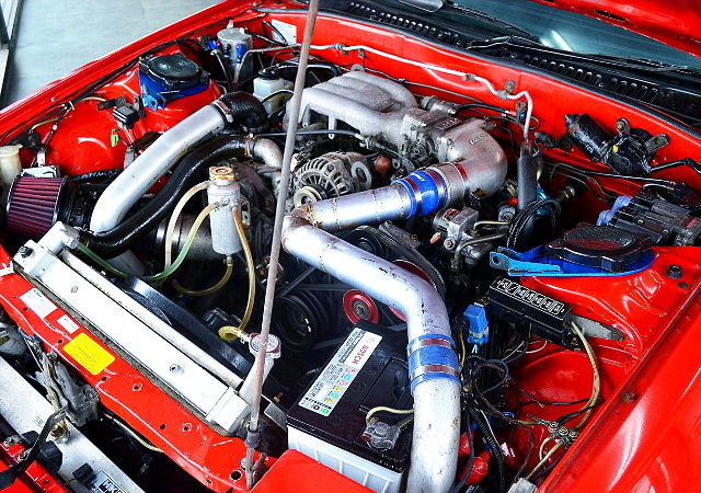 13BREW INTAKE MANIFOLD CONVERT 13BT ROTARY ENGINE