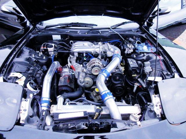 13B-REW ROTARY SINGLE TURBO ENGINE