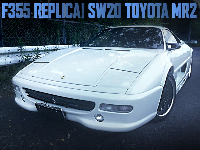 FERRARI F355 REPLICA FOR SW20 TOYOTA MR2
