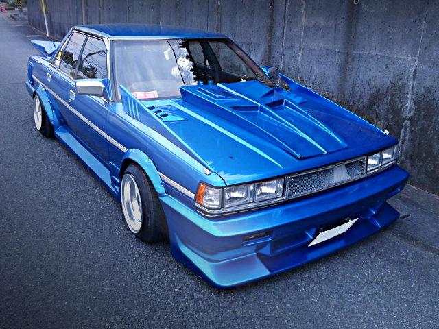 FRONT FACE GX71 CRESTA OF KAIDO RACER