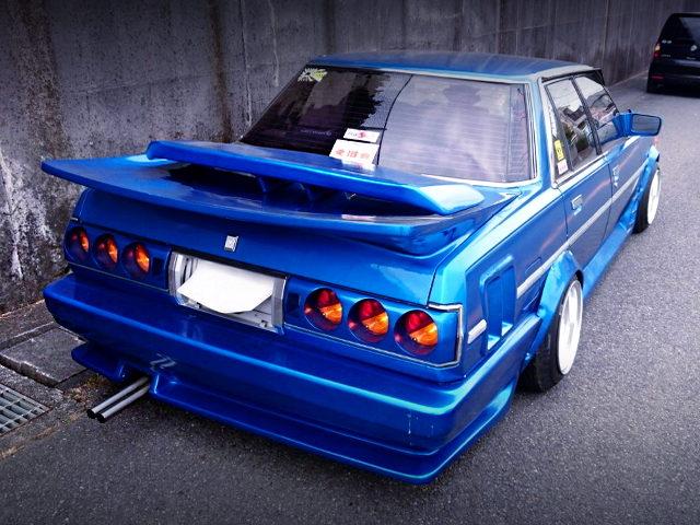 REAR EXTERIOR GX71 CRESTA OF KAIDO RACER