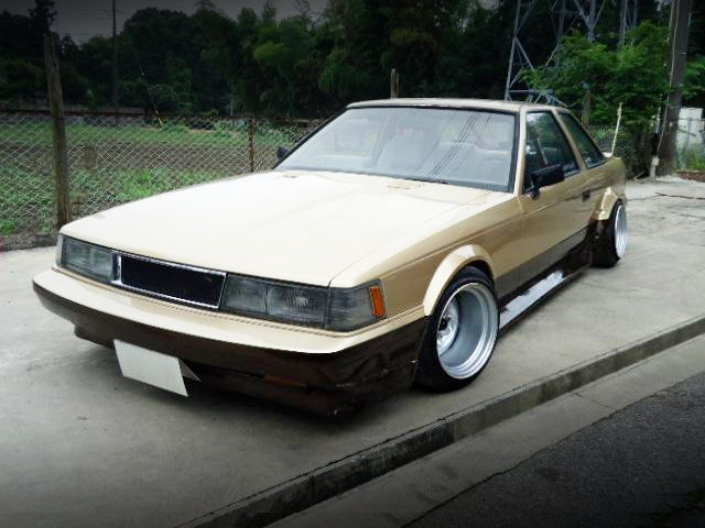 FRONT EXTERIOR GZ10 SOARER GOLD TWO-TONE