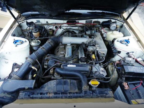 1G-GEU TWINCAM24 ENGINE