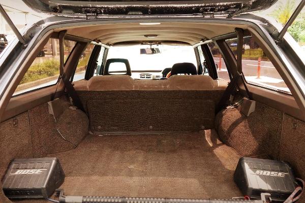 REAR LUGGAGE ROOM FOR GX70G MARK2WAGON
