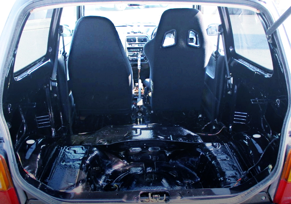 TWO-SEATER FOR HB21S ALTO WORKS RSZ OF INTERIOR
