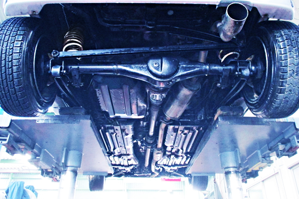 DIFFERENTIAL FOR HB21S ALTO WORKS RSZ