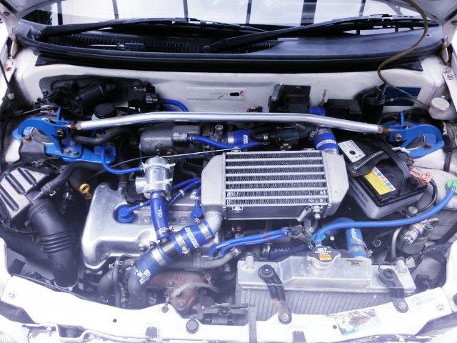 K6A IC DOHC TURBO ENGINE