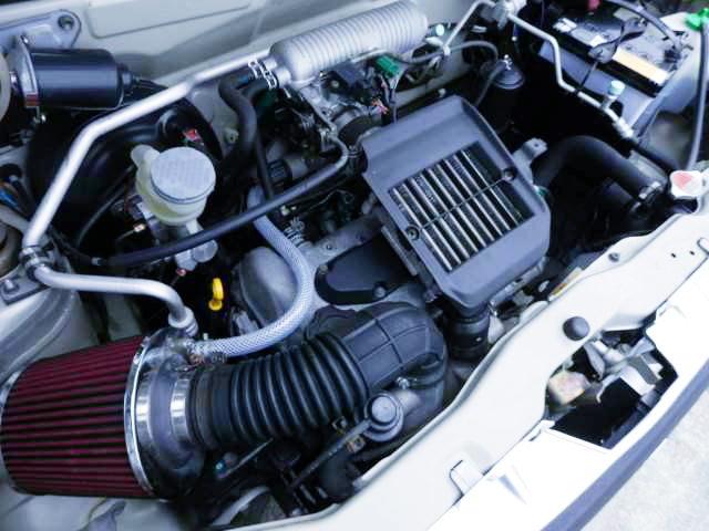 K6A DOHC INTERCOOLER TURBO ENGINE