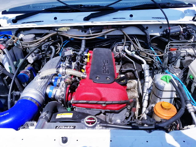M18 ENGINE WITH ITBs