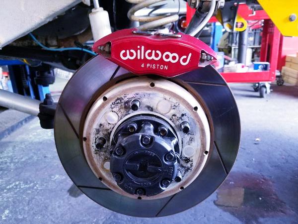 Wilwood 4POT BRAKE CALIPER