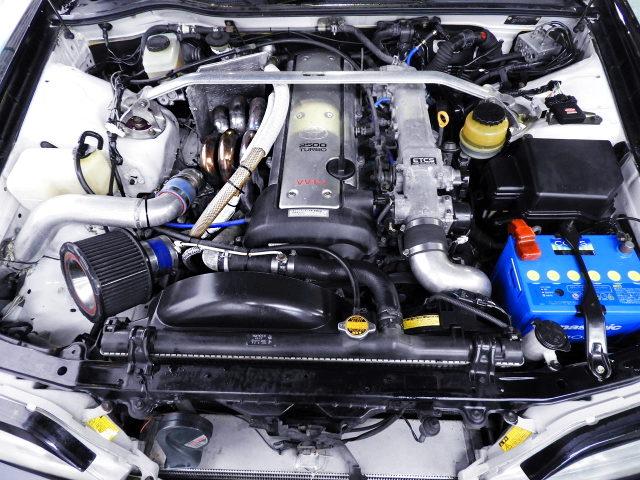 VVTi 1JZ-GTE 2500cc TURBO ENGINE FOR JZX100 CRESTA