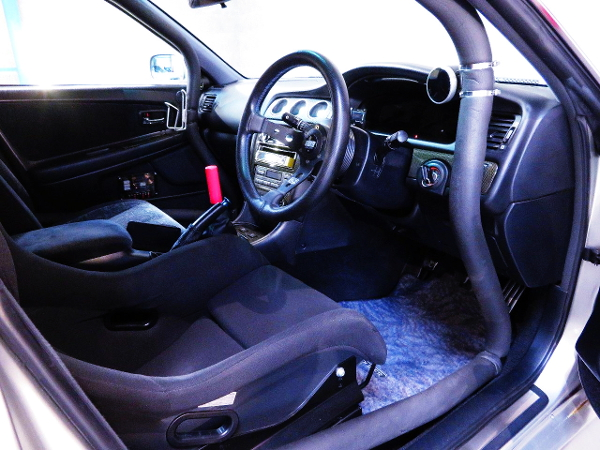 JZX100 DASHBOARD AND STEERING
