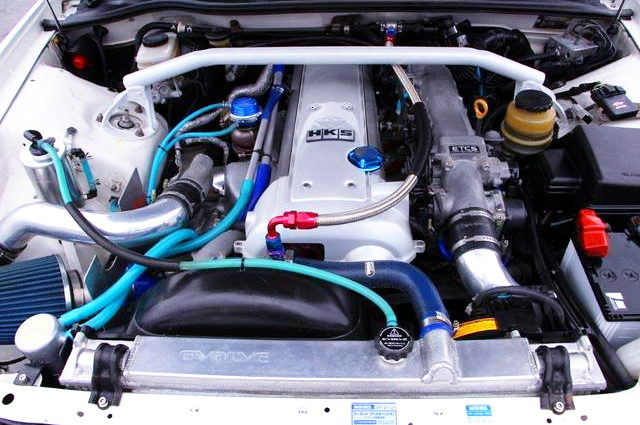 VVTi 1JZ TURBO ENGINE FOR JZX100 MARK2