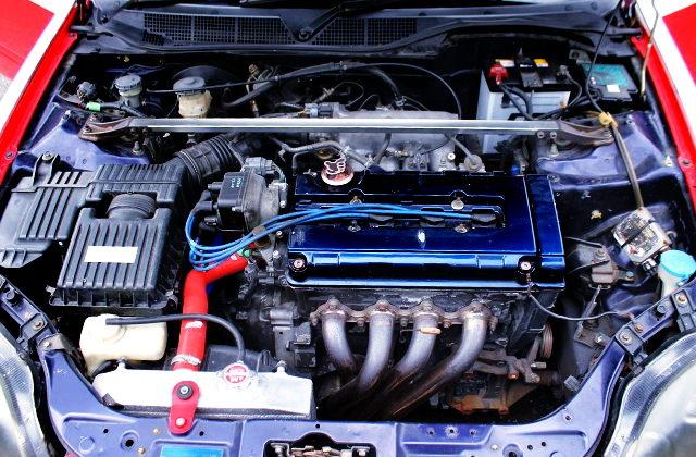 B16B 1600cc VTEC ENGINE
