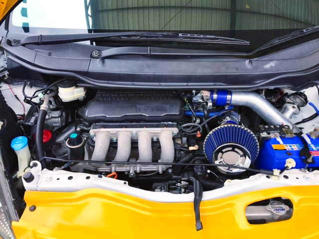 L15A iVTEC TURBO ENGINE