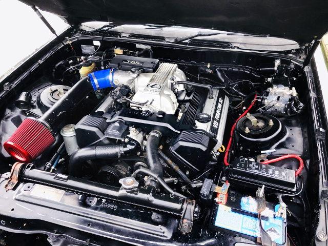 1UZ V8 ENGINE OF NON-VVTi