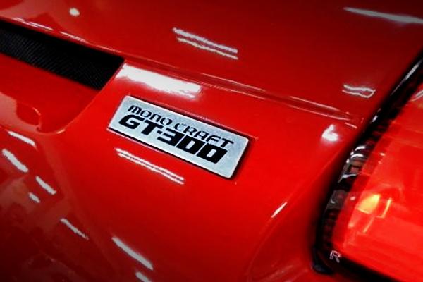 MONO CRAFT GT300 PLATE