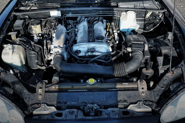 B6-ZE 1600cc ENGINE