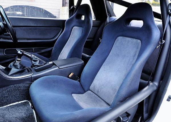 R32 GT-R V-SPEC INTERIOR
