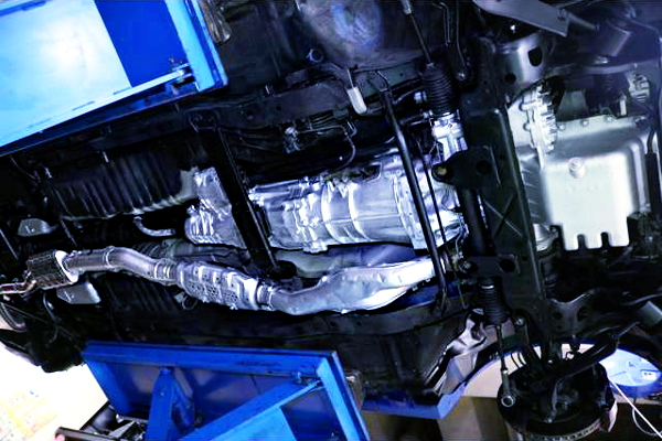 UNDER FLOOR FOR R33 GT-R LM LIMITED