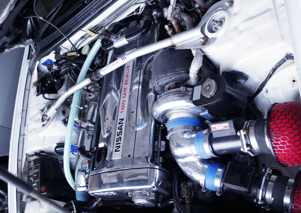 RB26 SINGLE TURBO ENGINE FOR R33 GT-R TUNING CAR