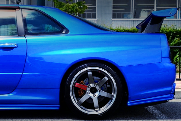 R34 GT-R FOR REAR Brembo BRAKE