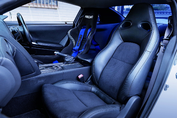 INTERIOR SEATS FOR R35 GT-R