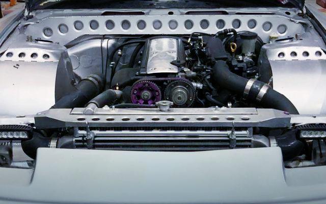 1JZ VVTi TURBO ENGINE