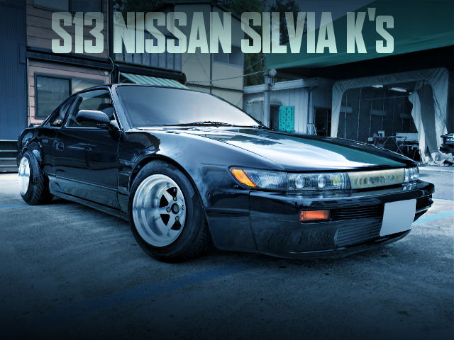 326POWER COILOVER AND WIDEBODY FOR S13 SILVIA KS