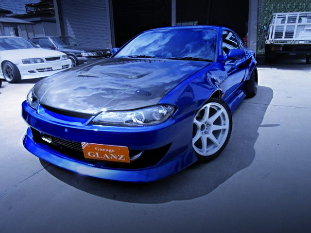 FRONT EXTERIOR S15 SILVIA WIDEBODY