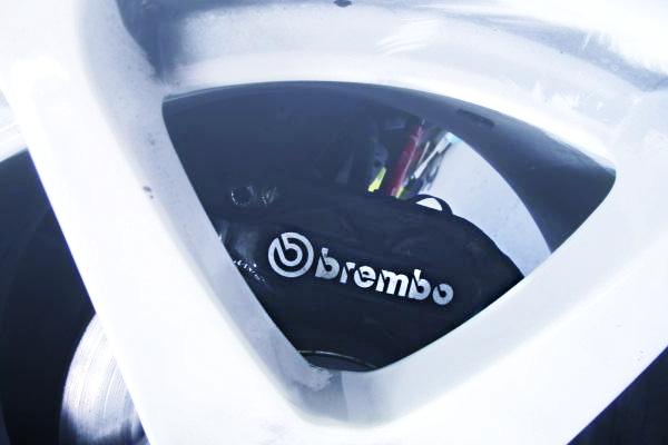 Brembo 4POT BRAKE CALIPER