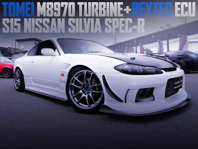 TOMEI M8970 TURBOCHARGED S15 SILVIA SPEC-R