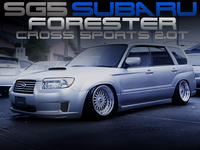 STANCE AND CAMBER OF SG5 FORESTER CROSS SPORTS
