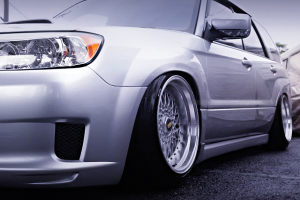 FRONT CAMBER FOR SG5 SUBARU FORESTER