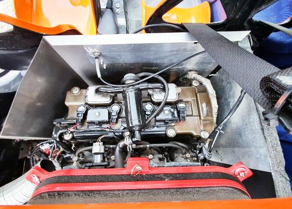 ZX12R ENGINE