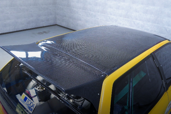 CARBON ROOF FOR EF9 CIVIC SiR2