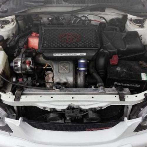 3S-GTE TURBO ENGINE
