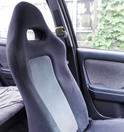 SKYLINE GT-R FRONT SEAT