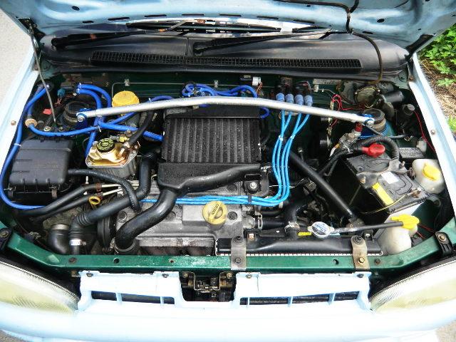 EN07 DOHC SUPERCHARGER ENGINE