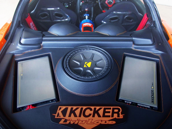 KICKER AUDIO SYSTEM