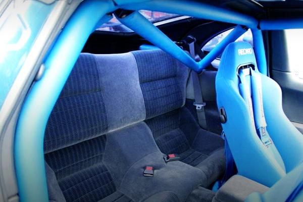 Z32 Fairlady Z INTEREOR REAR SEAT